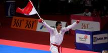 Permalink to Kalahkan Karatekan Iran, Indonesia Sabet Emas Kumite Putra-60 Kilograms
