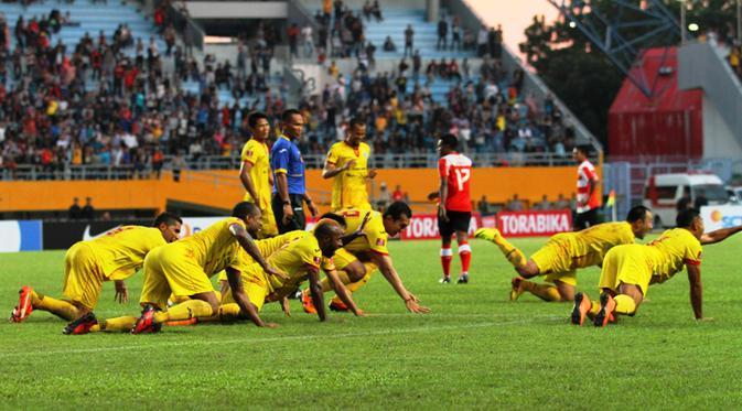 Permalink to Hadapi Laga Tandang Kontra Madura United, Sriwijaya FC Segera Panggil Pemainnya Kembali