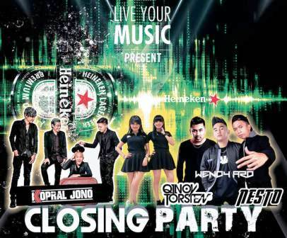 Permalink to S-Lounge Closing Party Bersama Copral Jono