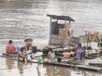 Sungai Musi Tercemar E-Coli