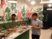 Arooma Resto Masakan Nusantara Konsep Tropikal