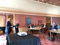 Gubernur Sumsel Wakili Indonesia Jadi Pembicara Round Table Business forum di Selandia Baru