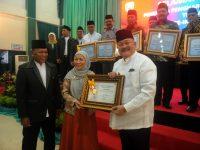 Gubernur Sumsel Raih Penghargaan Sebagai Pembina Embarkasi Terbaik se- Indonesia