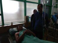 Gojek Jadi Korban Perampokan Siang Bolong